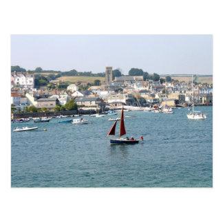 Salcombe, Devon Postcard