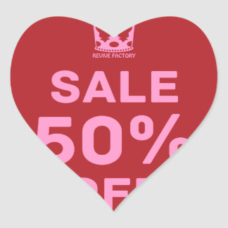 SALE-50%OFF (red)