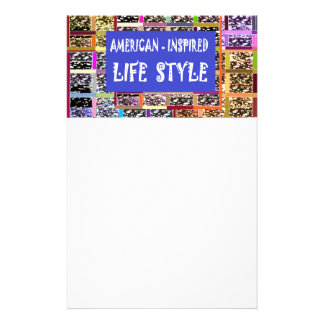 Sale American Inspired Life Style Gifts by Navin J Personalised Stationery