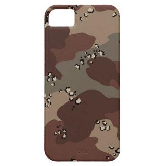 SALE - Brown Green Khaki Camo iPhone 5 Case