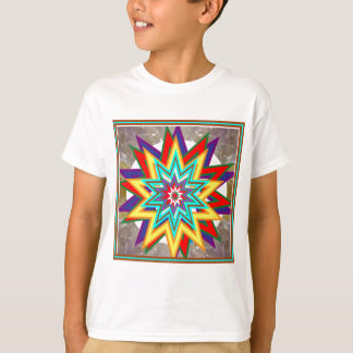 Sale Colorful Star Shirts by Navin Joshi Artist