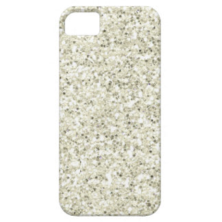 SALE Gorgeous White Glitter iPhone 5 Case