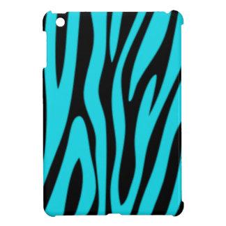 SALE - iPad Mini - BLUE ZEBRA PRINT iPad Mini Covers