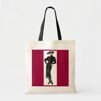 SALE - Karl Lagerfeld Tote 1983 Budget Tote Bag