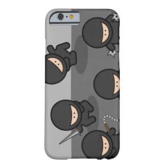 SALE - Little Ninjas iPhone 6 case