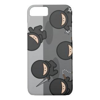 SALE - Little Ninjas iPhone 7 case