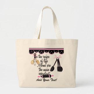 Sale! MOM Tote - SRF Jumbo Tote Bag