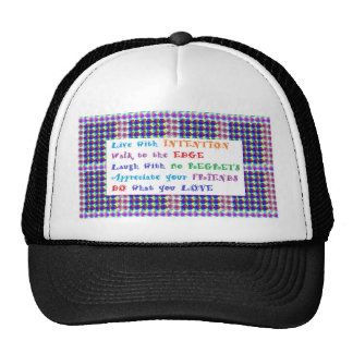 SALE on Shirts Artistic Design Wisdom Quotes gifts Trucker Hat