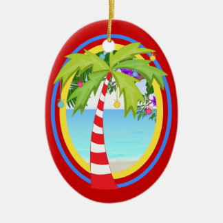 SALE! Paradise Christmas Tree Christmas Ornament