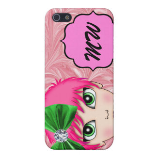 SALE! Pink Diva Bling - SRF iPhone 5 Covers