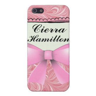 SALE! Pink - SRF iPhone 5 Cover