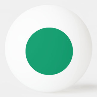 SALE PRICE Template Base GREEN 3* Ping Pong Ball