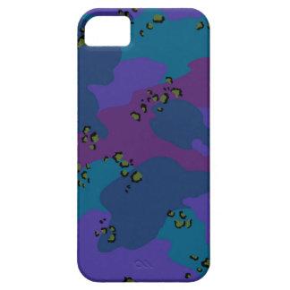 SALE - Purple Camo iPhone 5 Case