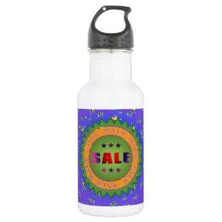 Sale Sticker 532 Ml Water Bottle