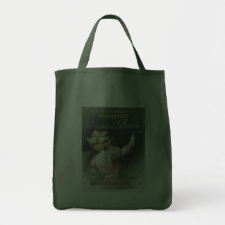 SALE - Vintage Ad Tote Bag 3