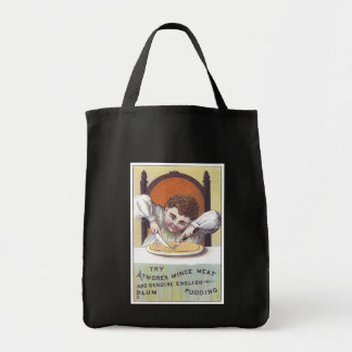 SALE - Vintage Ad Tote Bag 4