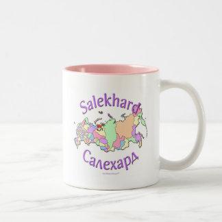 Salekhard Russia Mugs
