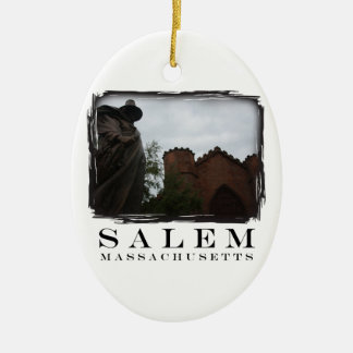 Salem Guard Christmas Ornament