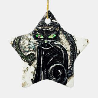 Salem.jpg Ceramic Star Decoration