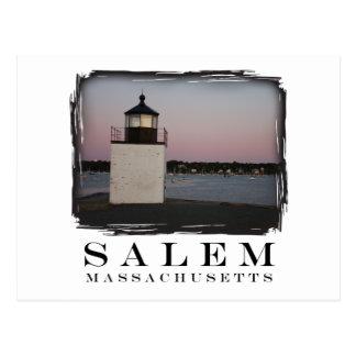 Salem Lighthouse Post Cards