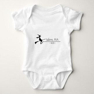 Salem, MA 1626 Baby Bodysuit