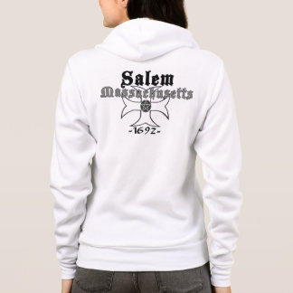 Salem Massachusetts 1692 Hoodie