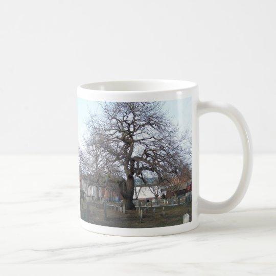 Salem Massachusetts Burying Point Mug