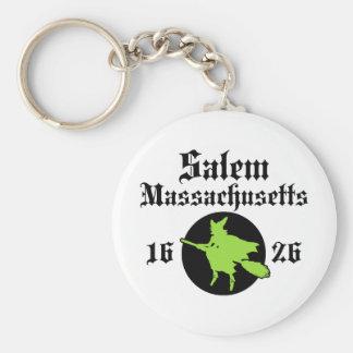 Salem Massachusetts Key Ring