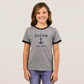 Salem Massachusetts shirt for girls