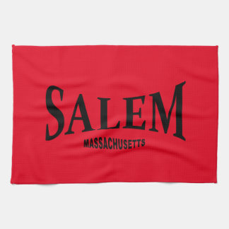 Salem Massachusetts Towel
