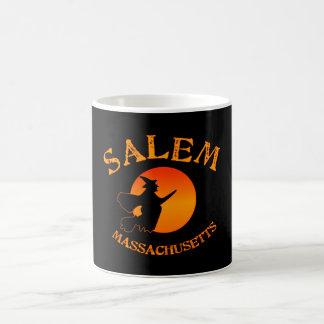 Salem Massachusetts Witch Coffee Mug