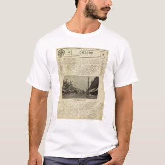 Salem, Or street T-Shirt