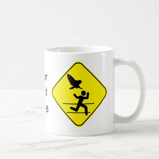 Salem Owl Capone Sign Coffee Mug
