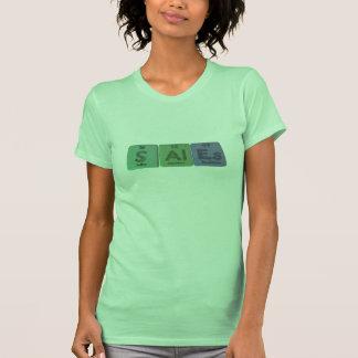 Sales-S-Al-Es-Sulfur-Aluminium-Einsteinium.png T-shirt