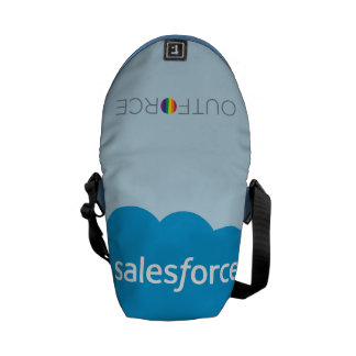 Salesforce Logo - NEW Courier Bags