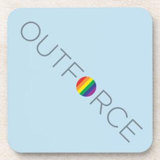 Salesforce Logo - NEW Drink Coaster