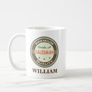 Salesman Personalized Office Mug Gift