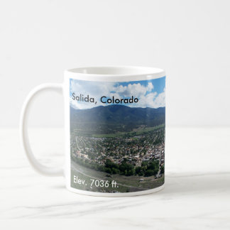 Salida, Colorado Mug