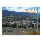 Salida, Colorado Postcard