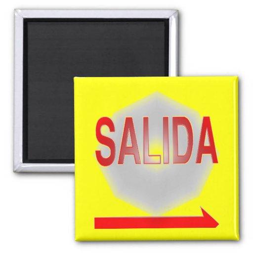 SALIDA REFRIGERATOR MAGNETS
