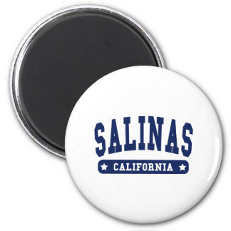 Salinas California College Style tee shirts Fridge Magnets