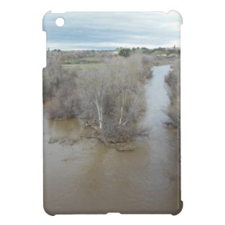 Salinas River North of Veterans Memorial Bridge Cover For The iPad Mini