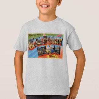 Salisbury Beach Massachusetts MA Travel Souvenir T-Shirt