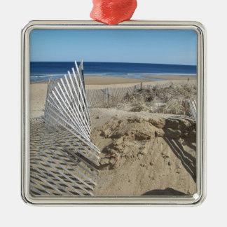 Salisbury Beach       Salisbury Massachusetts Christmas Ornament