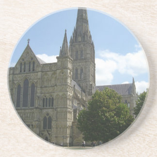 Salisbury Cathedral Coaster