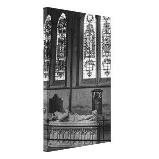 Salisbury Cathedral England Canvas Print