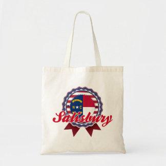 Salisbury, NC Tote Bag
