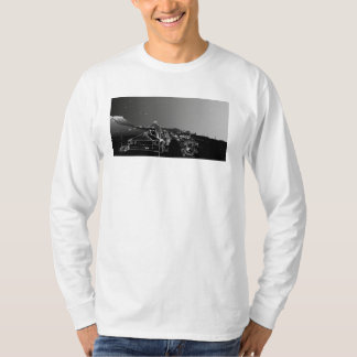 Salisbury Rd, Woodstock, Cape Town. Night Sky T-Shirt