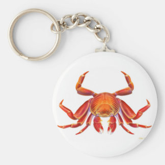 Sally Lightfoot Crab Keychain