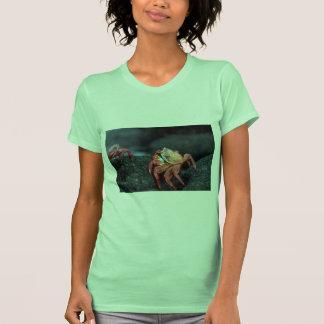 Sally Lightfoot Crabs Tee Shirts
